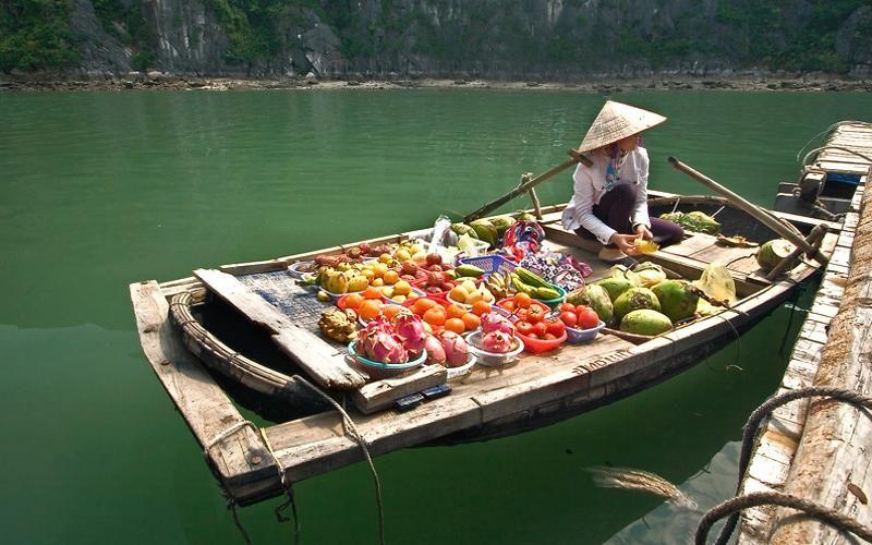 Солнечная погода в Ханое