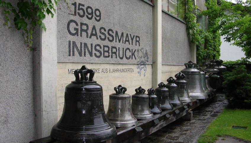 Музей колоколов в Инсбруке