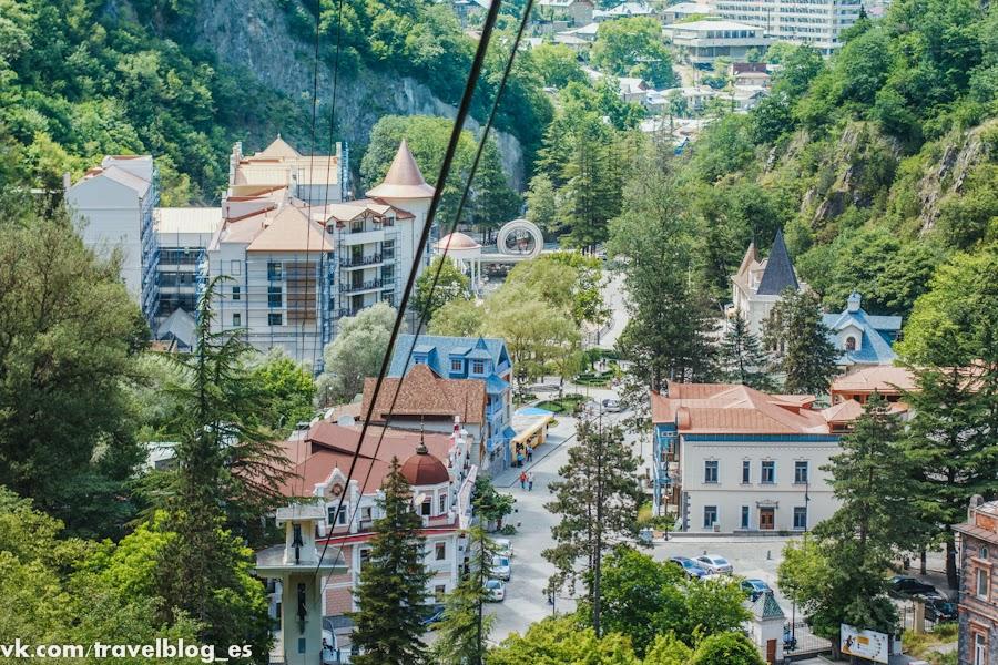 Жемчужина Грузии - Боржоми: самые интересные достопримечательности, популярные места развлечений и отдыха
