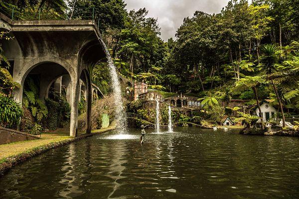 Тропический сад, Фуншал, Мадейра