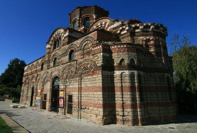 Боянская церковь, София