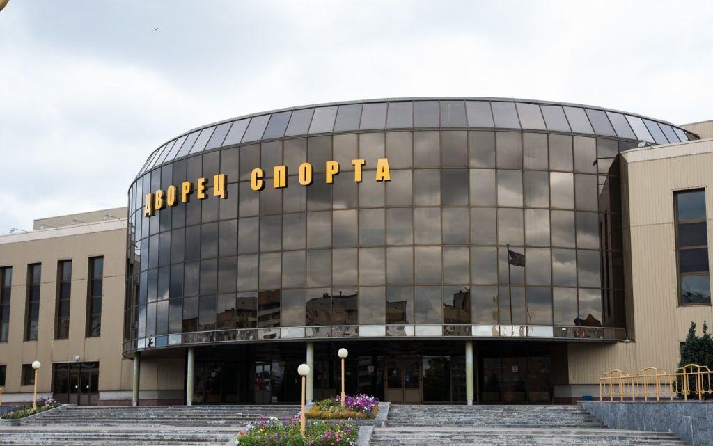 Витебский ледовый дворец спорта