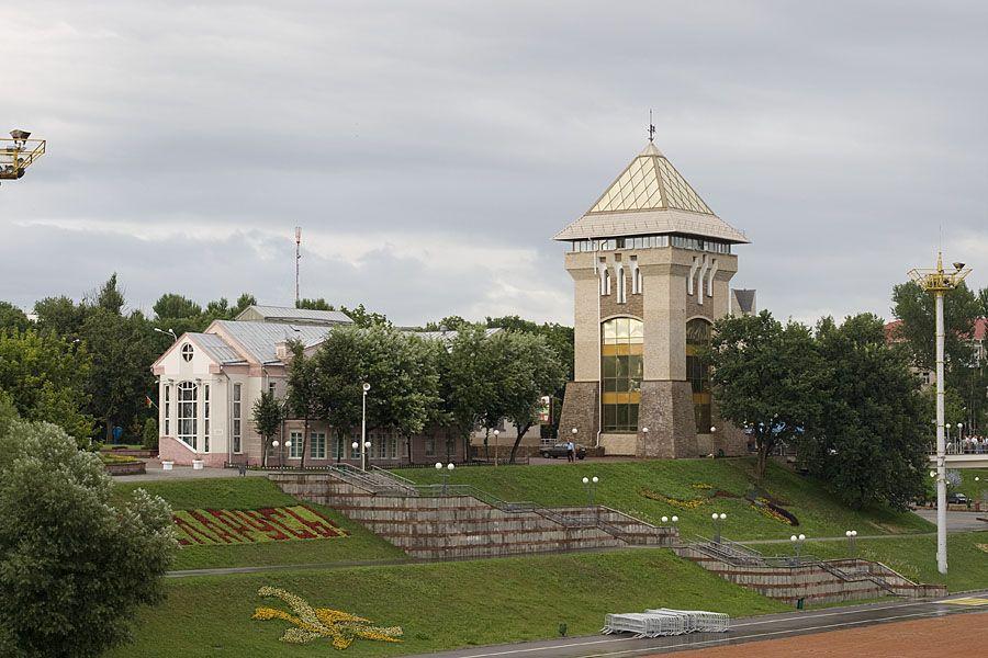 """Выставочный зал """"Духовской круглик"""" в Витебске"""