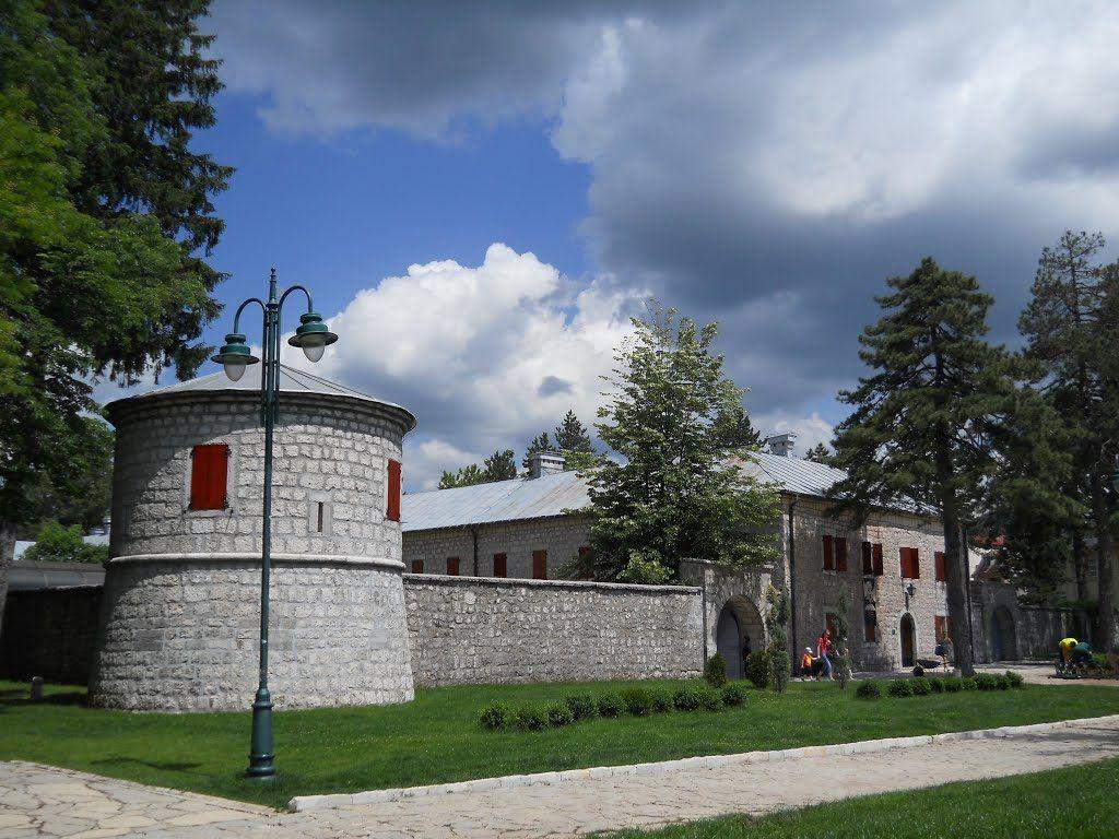 Замок- Бильярда в Цетинье, Черногория