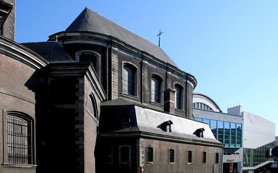 Церковь Сен-Жан в Льеже