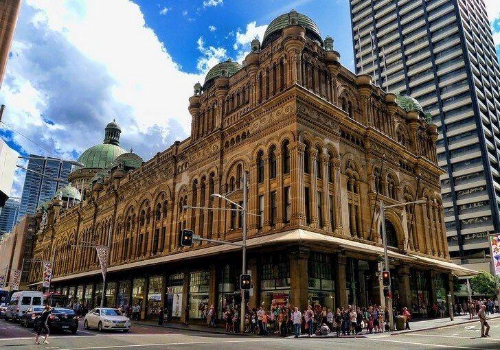Здание Королевы Виктории, Сидней, Австралия