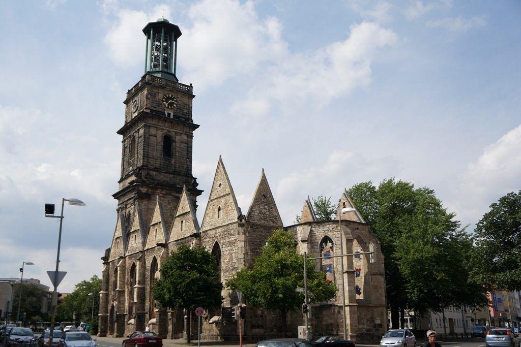 Церковь святого Эгидия, Ганновер, Германия