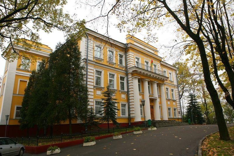 Губернаторский дворец, Витебск, Беларусь