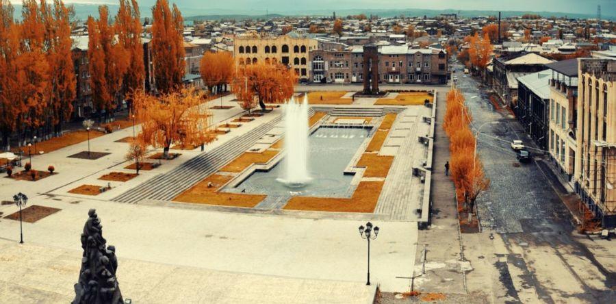 Достопримечательности города Гюмри или назад в прошлое Армении