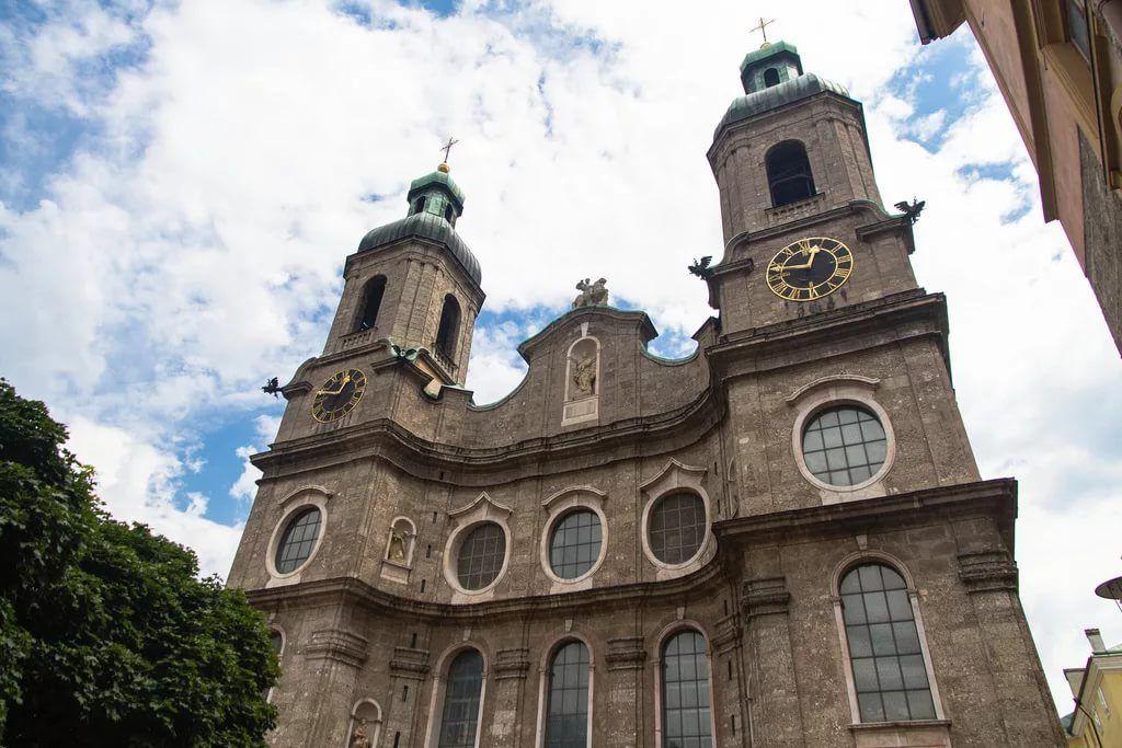 Кафедральный Собор Святого Иакова, Инсбрук, Австрия