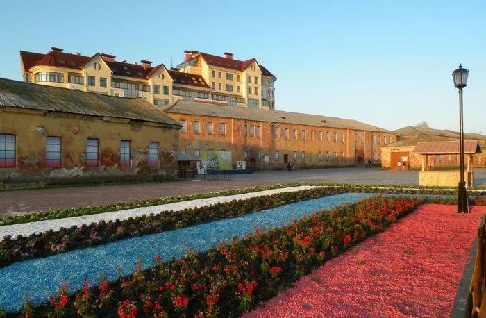 Старая Омская крепость