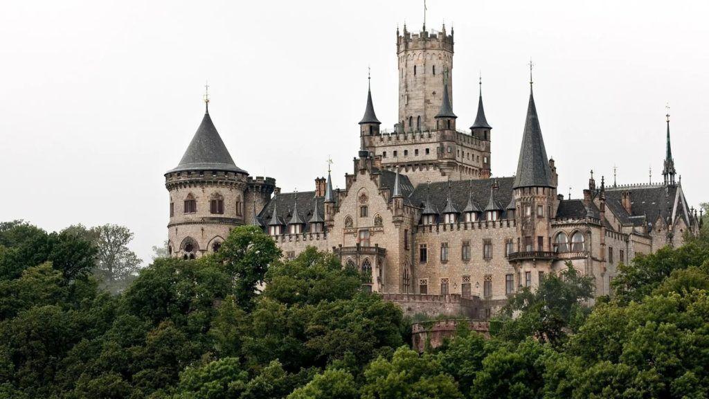 Замок Мариенбург, Ганновер, Германия
