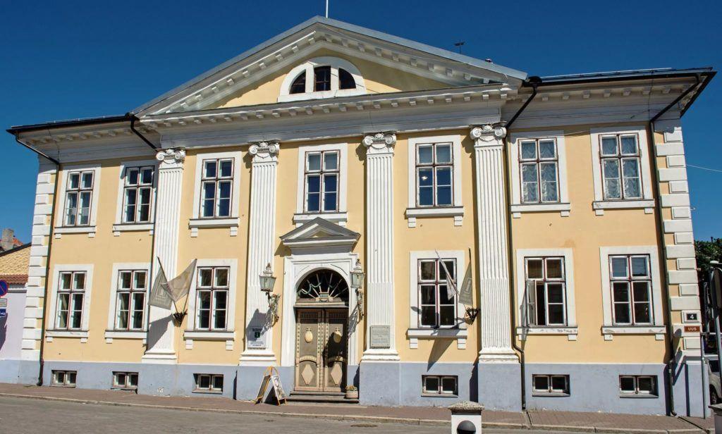 Городская ратуша, Пярну, Эстония