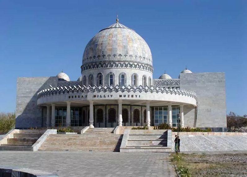 Музей Бердаха в Ургенче, Узбекистан