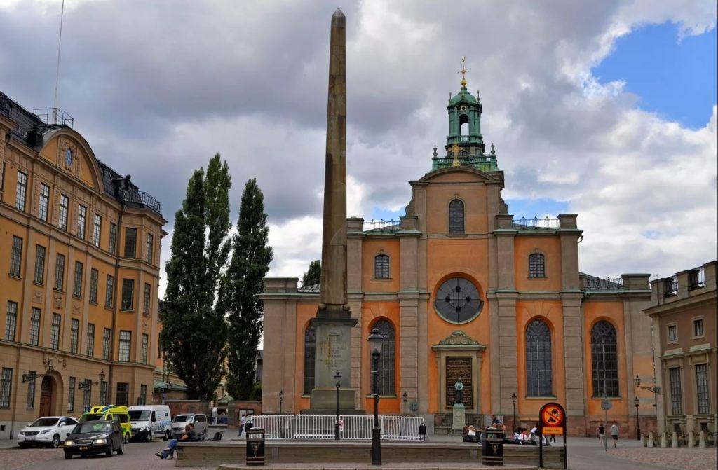 Церковь святого Николая, Стокгольм