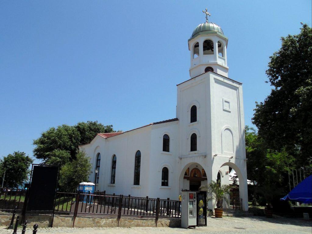 Церковь Святых Кирилла и Мефодия в Созополе, Болгария
