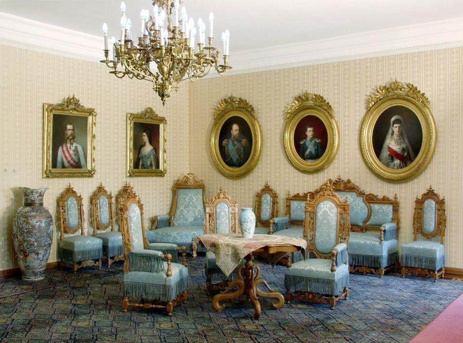 Дворец-музей короля Николы в Цеитне
