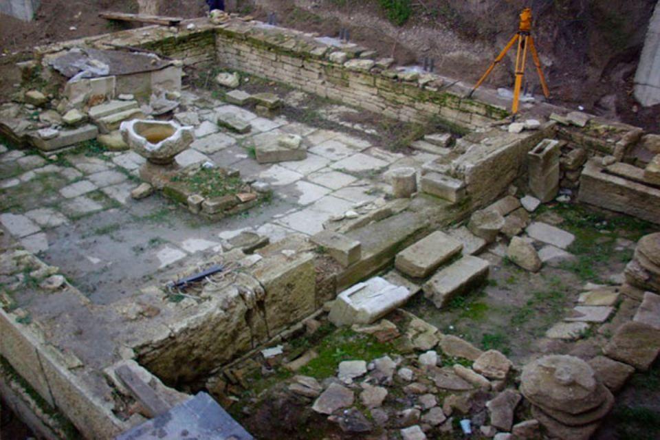 Храм Кибелы в Балчике