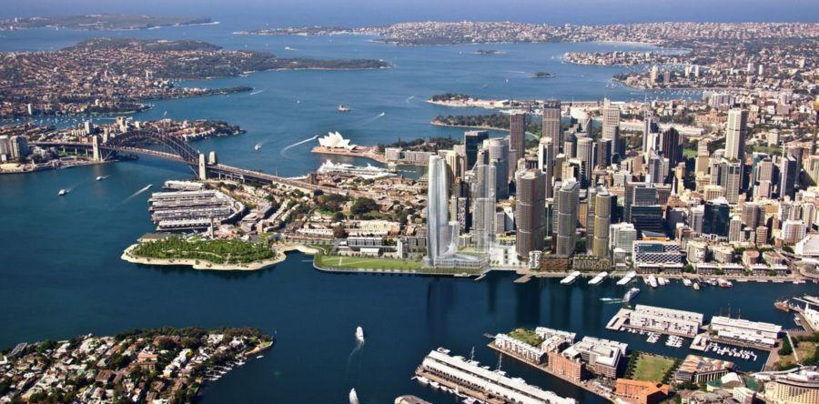 Сидней — город с недавним прошлым, устремленный в будущее