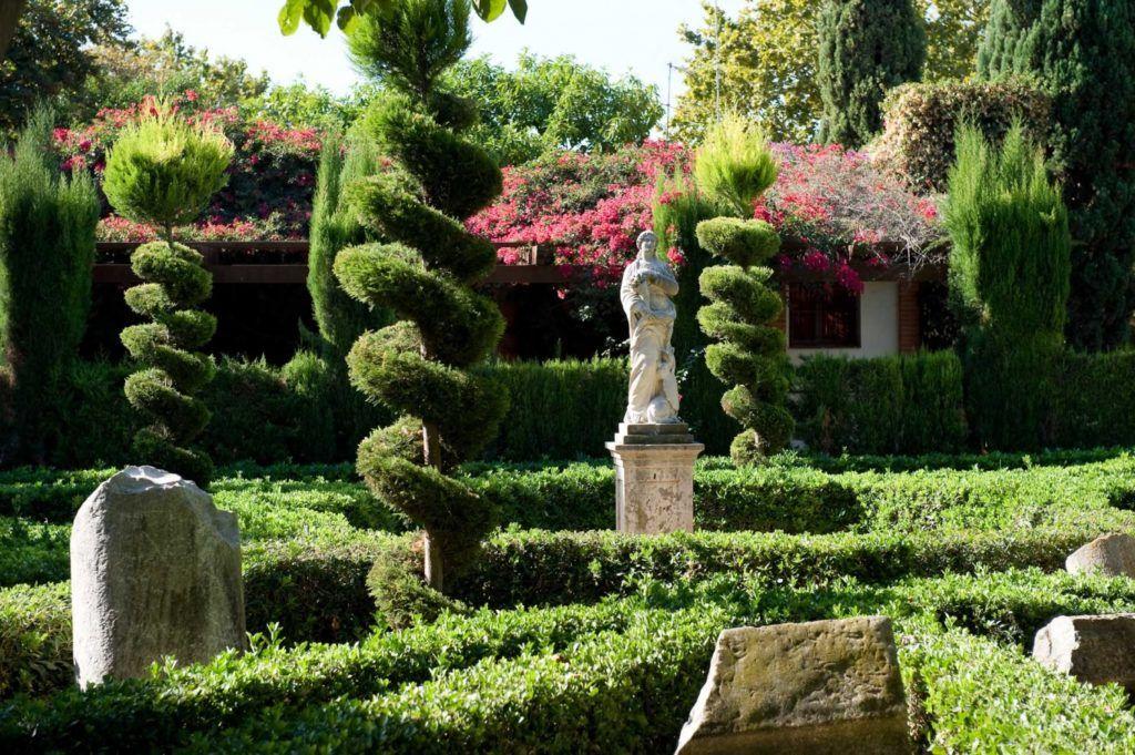 """Парк """"Королевские сады"""" в Валенсии"""