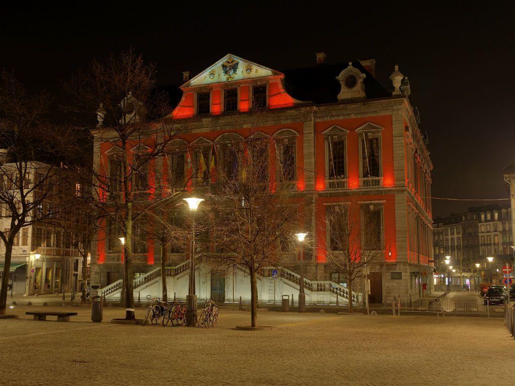 Городская ратуша Льежа