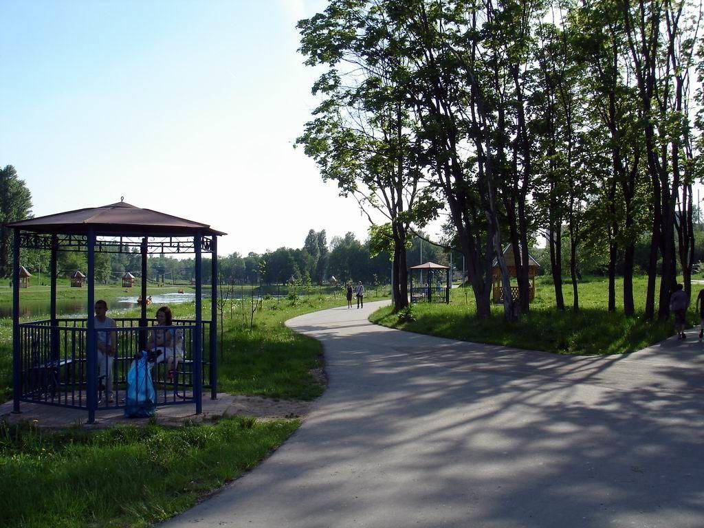 Лодочная станция, Витебск, Беларусь