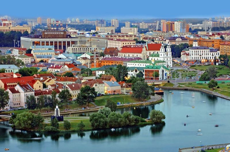 Достопримечательности Минска ( фото с описанием)