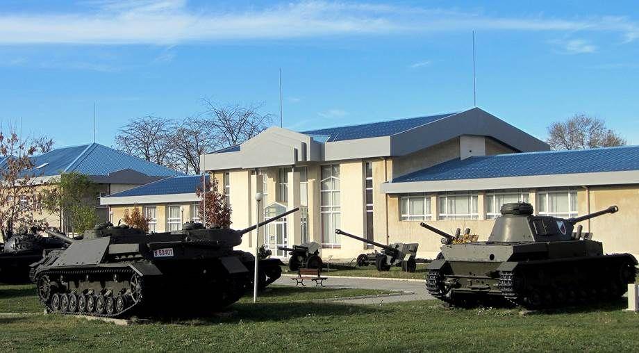 Национальный музей военной истории в Софии