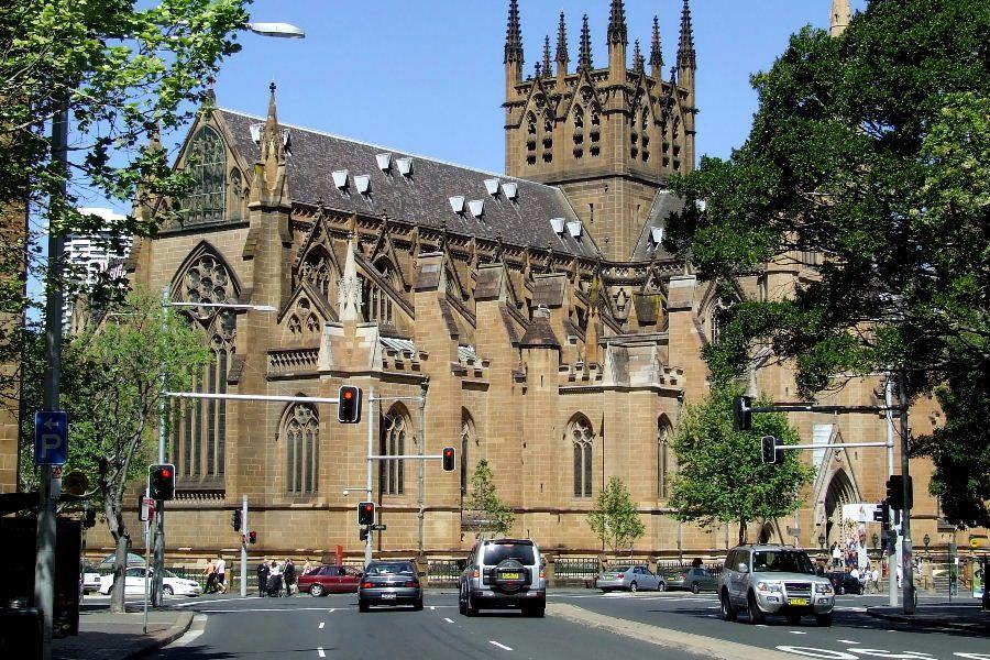 Собор Святого Андрея, Сидней, Австралия