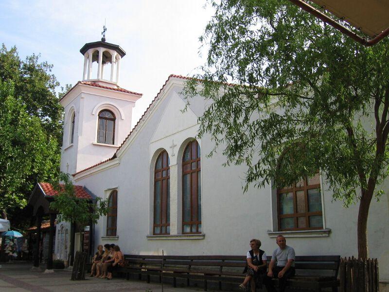 Церковь Святого Георгия в Созополе, Болгария