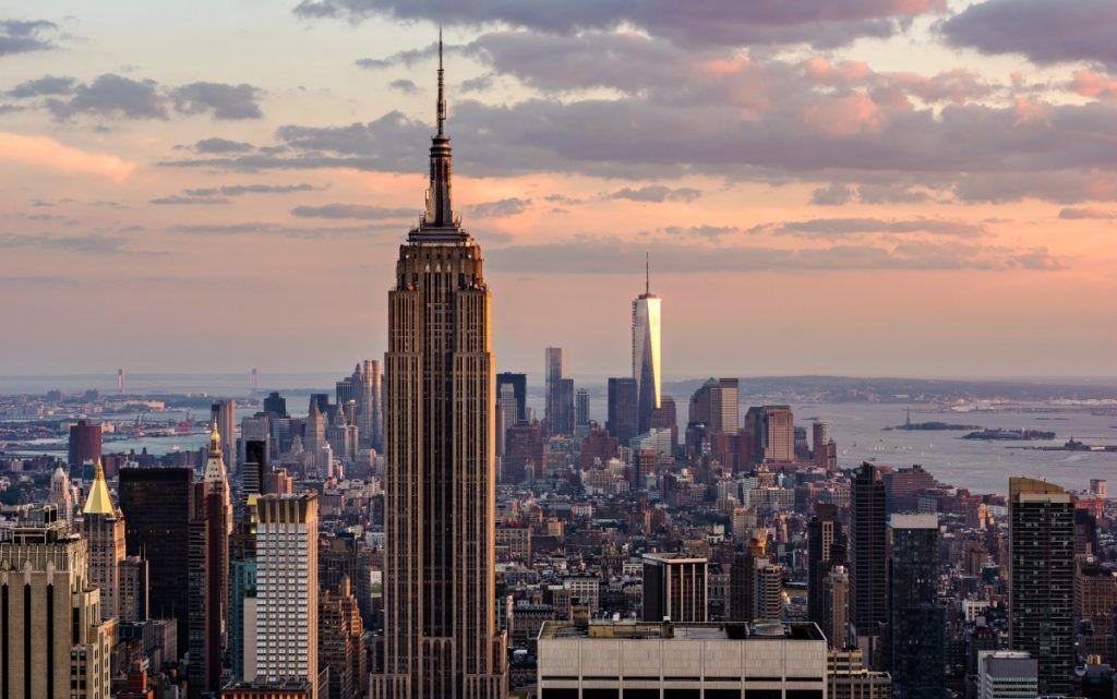 США, Нью йорк