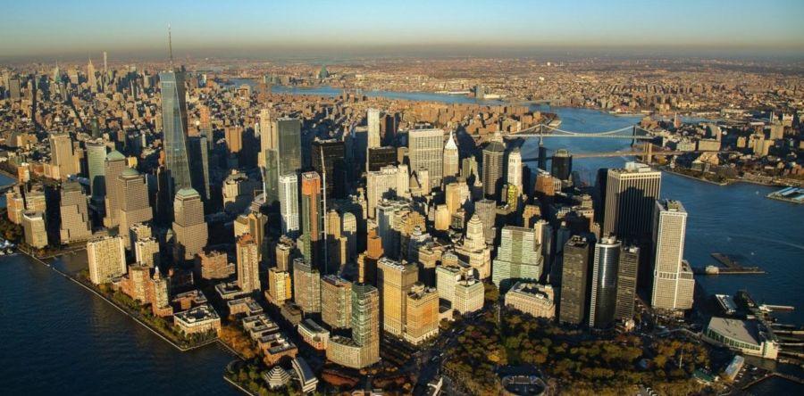 Нью-Йорк: достопримечательности огромного мегаполиса Америки