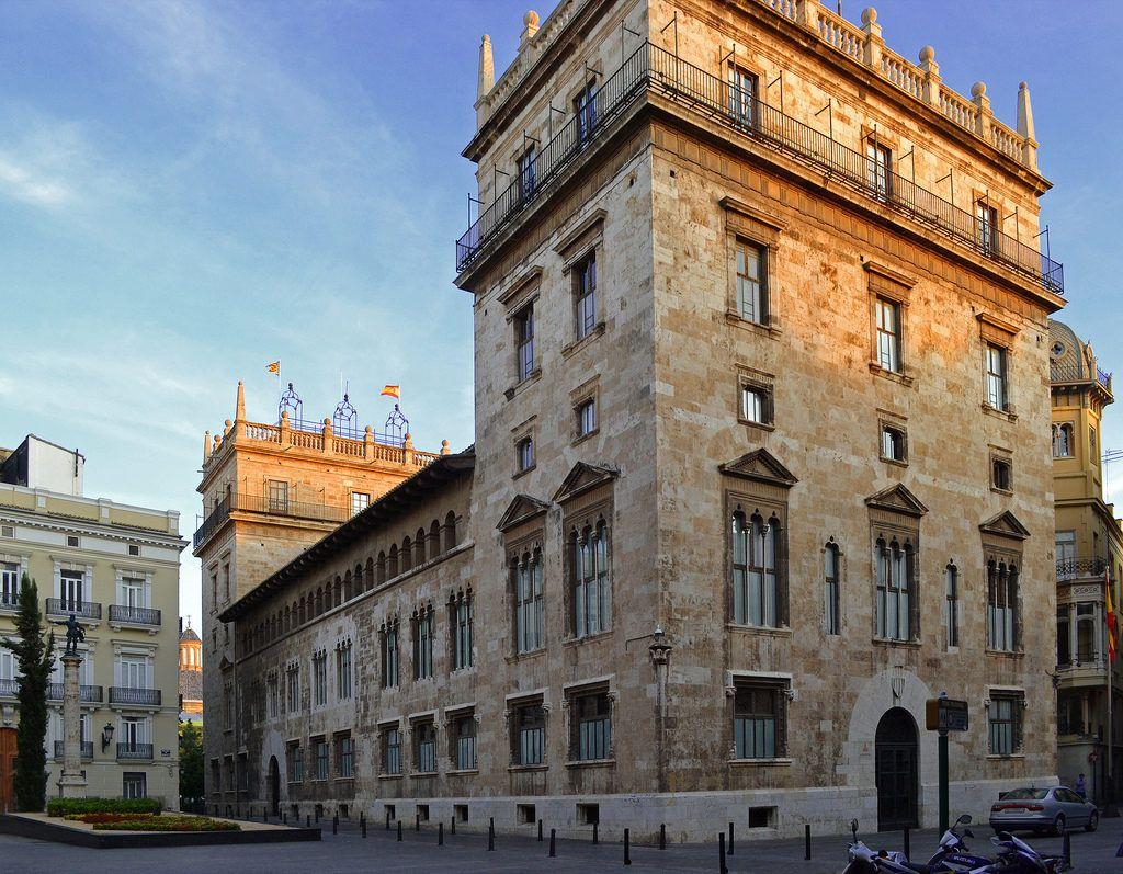 Дворец Правительства в Валенсии