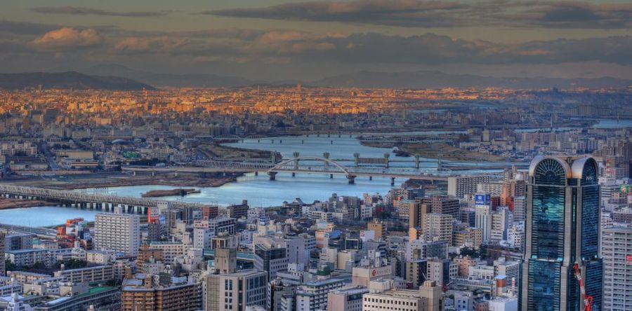Чем удивит Осака: самурайские достопримечательности и технологические чудеса XXI века