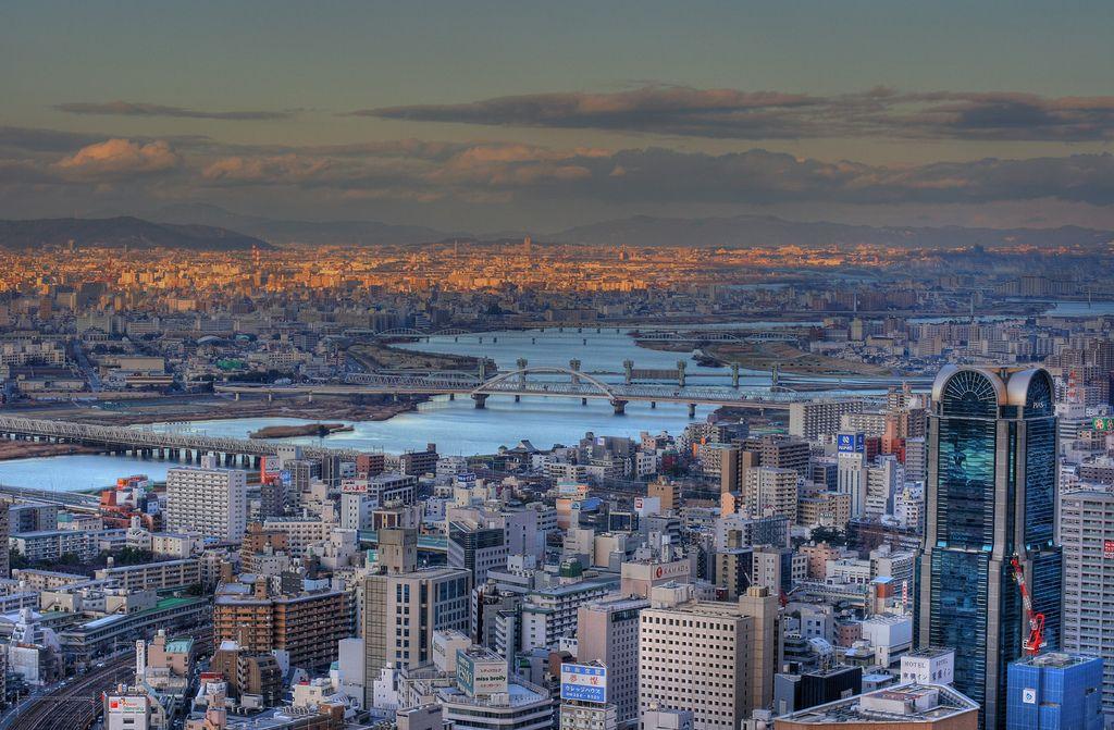 Осака, что посмотреть в культурной столице Японии