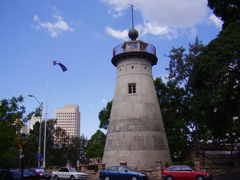 Старая ветряная мельница, Брисбен