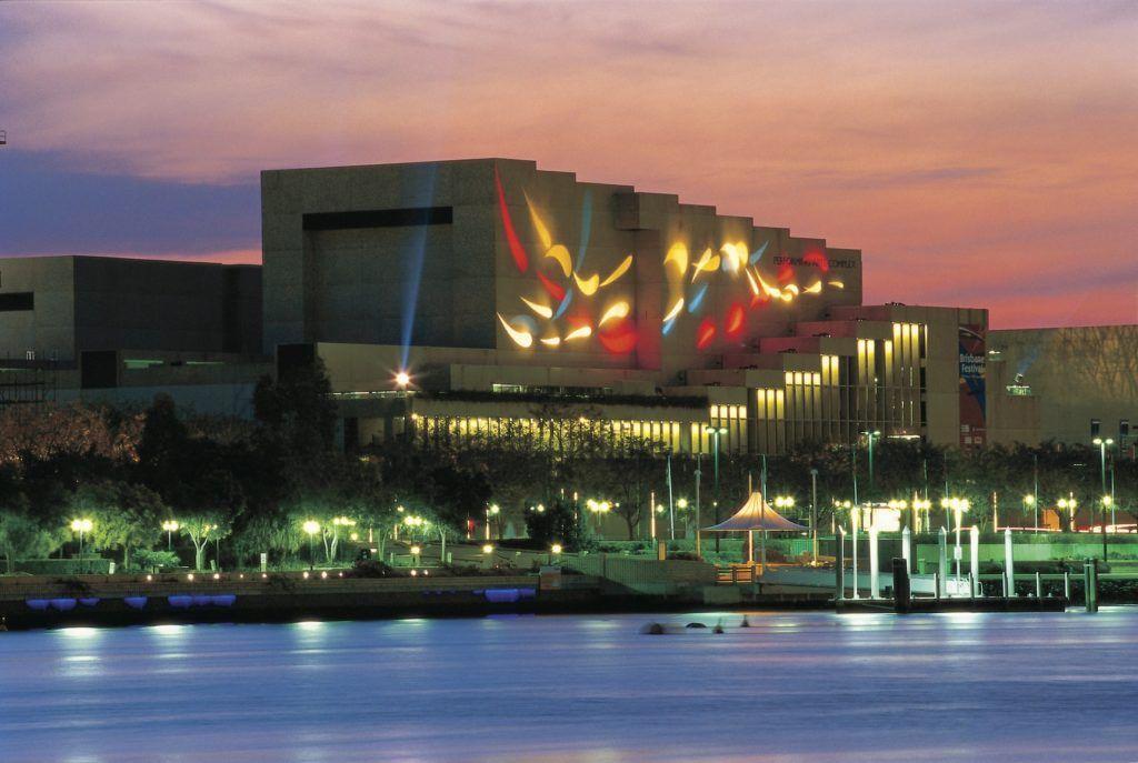 Культурный центр Квинсленд в Брисбене