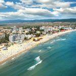Болгария, курорт Солнечный берег
