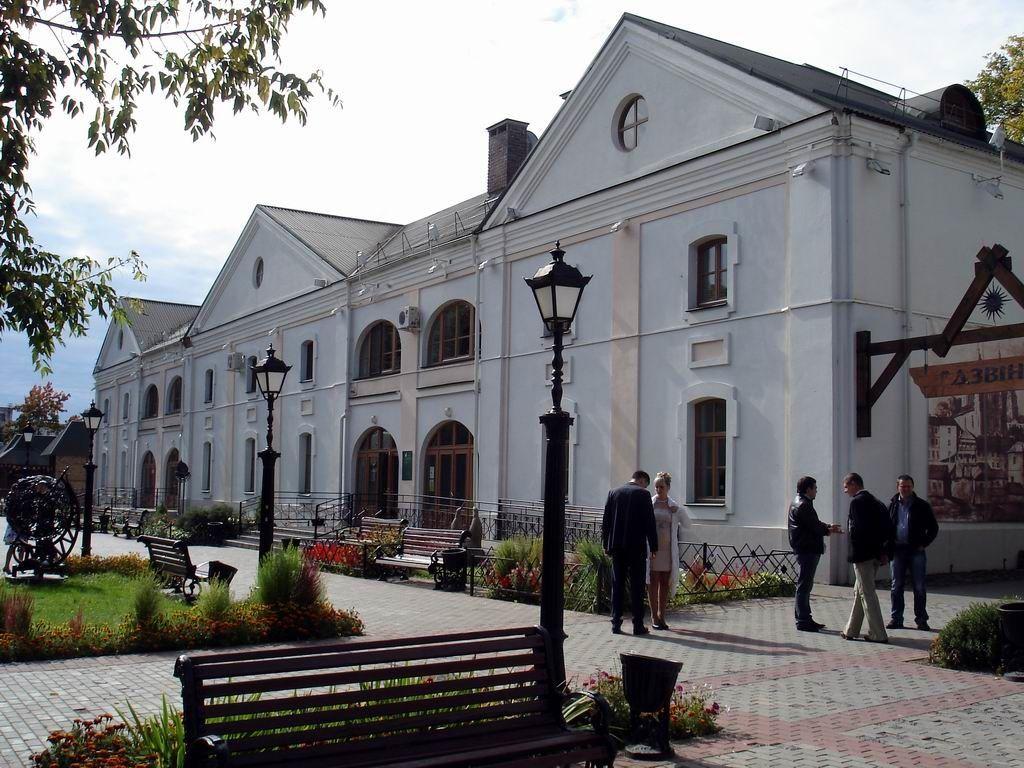 Бывшие соляные склады, Витебск, Беларусь