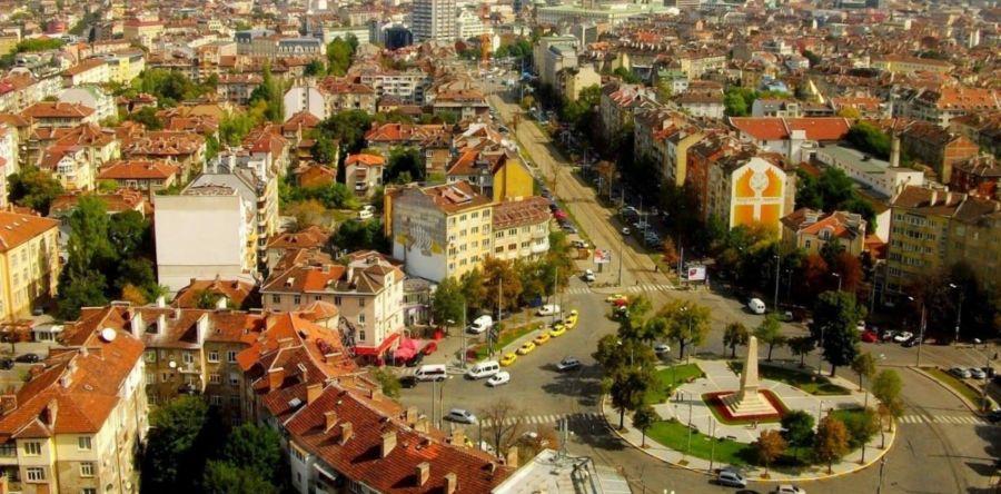 Древний город София