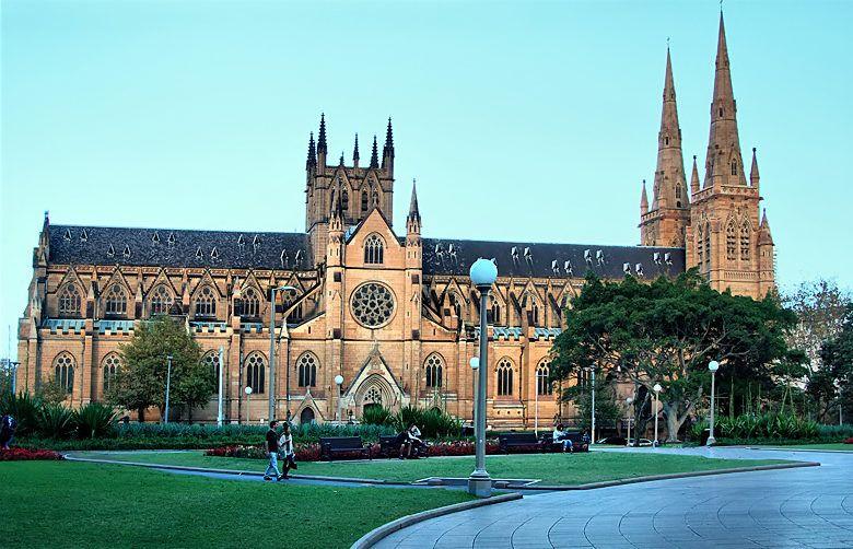 Собор Девы Марии, Сидней, Австралия