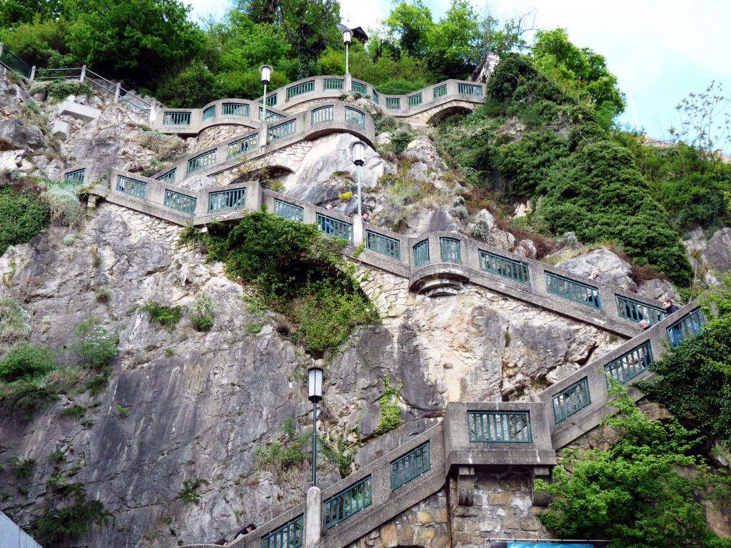 Русские ступени, Грац, Австрия