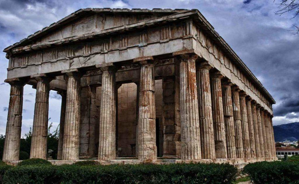 Храм Гефеста, Афины