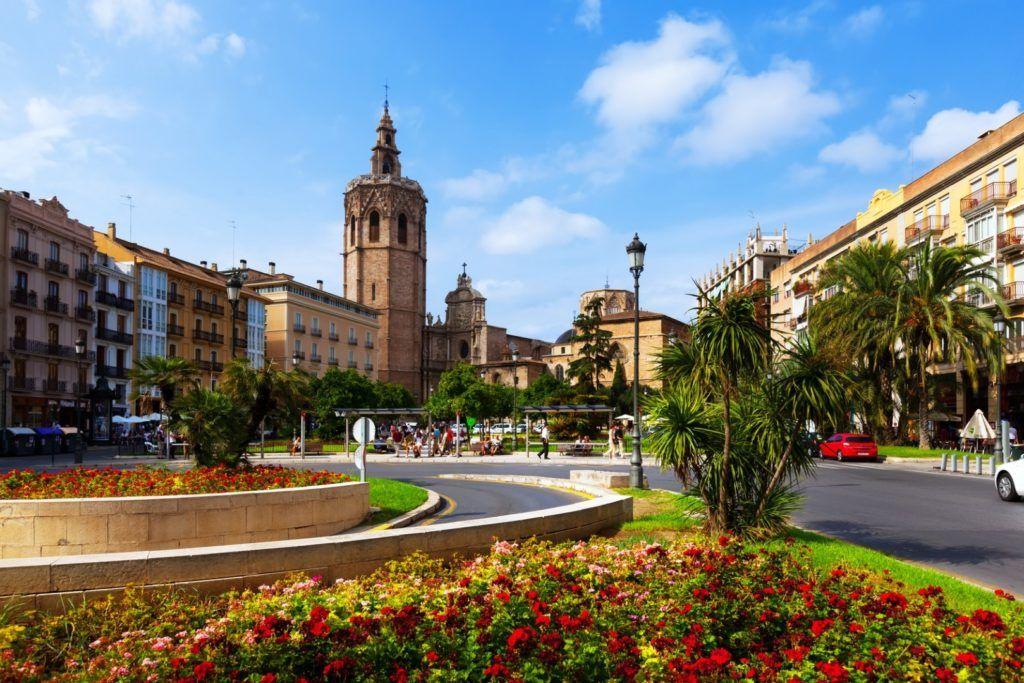 Кафедральный собор Девы Марии в Валенсии