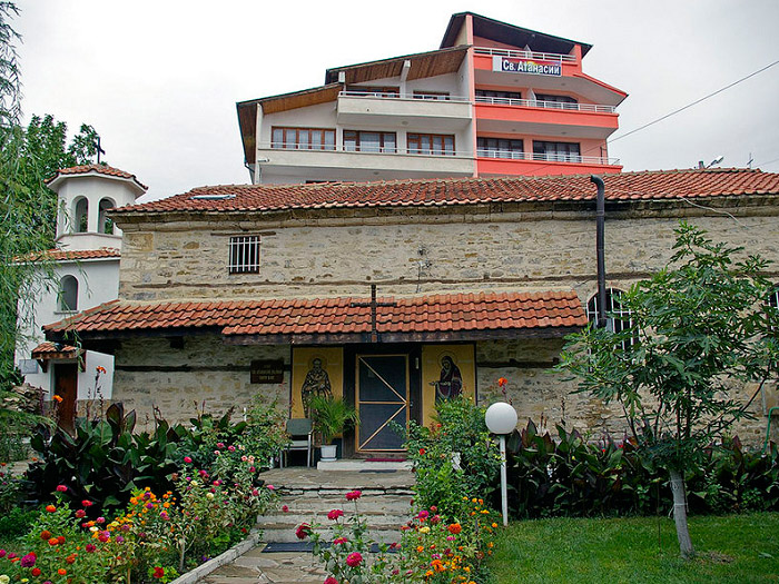 Храм Святого Афанасия Великого, Святой Влас
