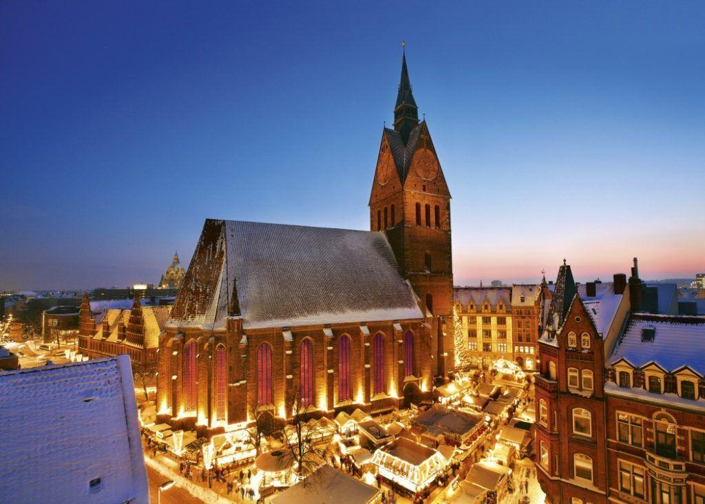 Рыночная церковь Святого Георга и Святого Якоба, Ганновер, Германия