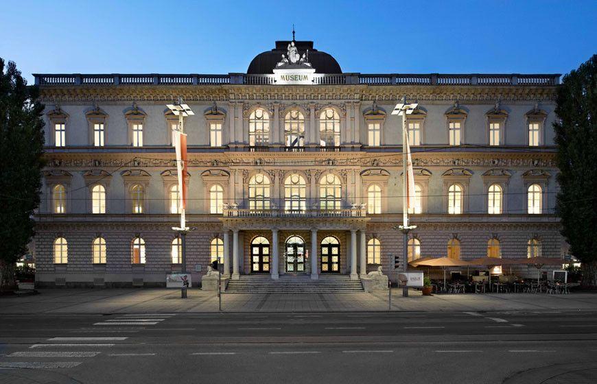 Тирольский государственный музей в Инсбруке