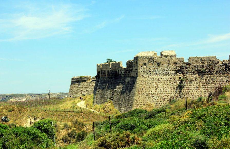 Замок Антимахтия, остров Кос, Греция