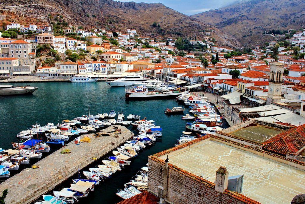 Греция,Остров Идра