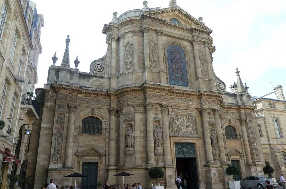 Церковь Богоматери Бордо, Франция
